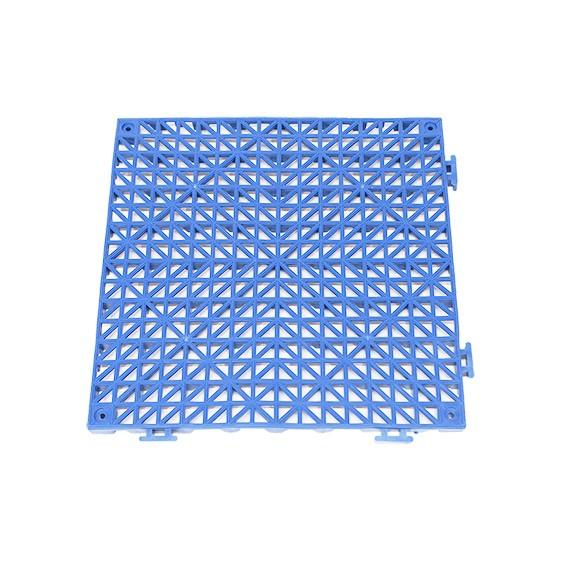LOSETA PVC 30X30 SOFTEE AZUL 1.0