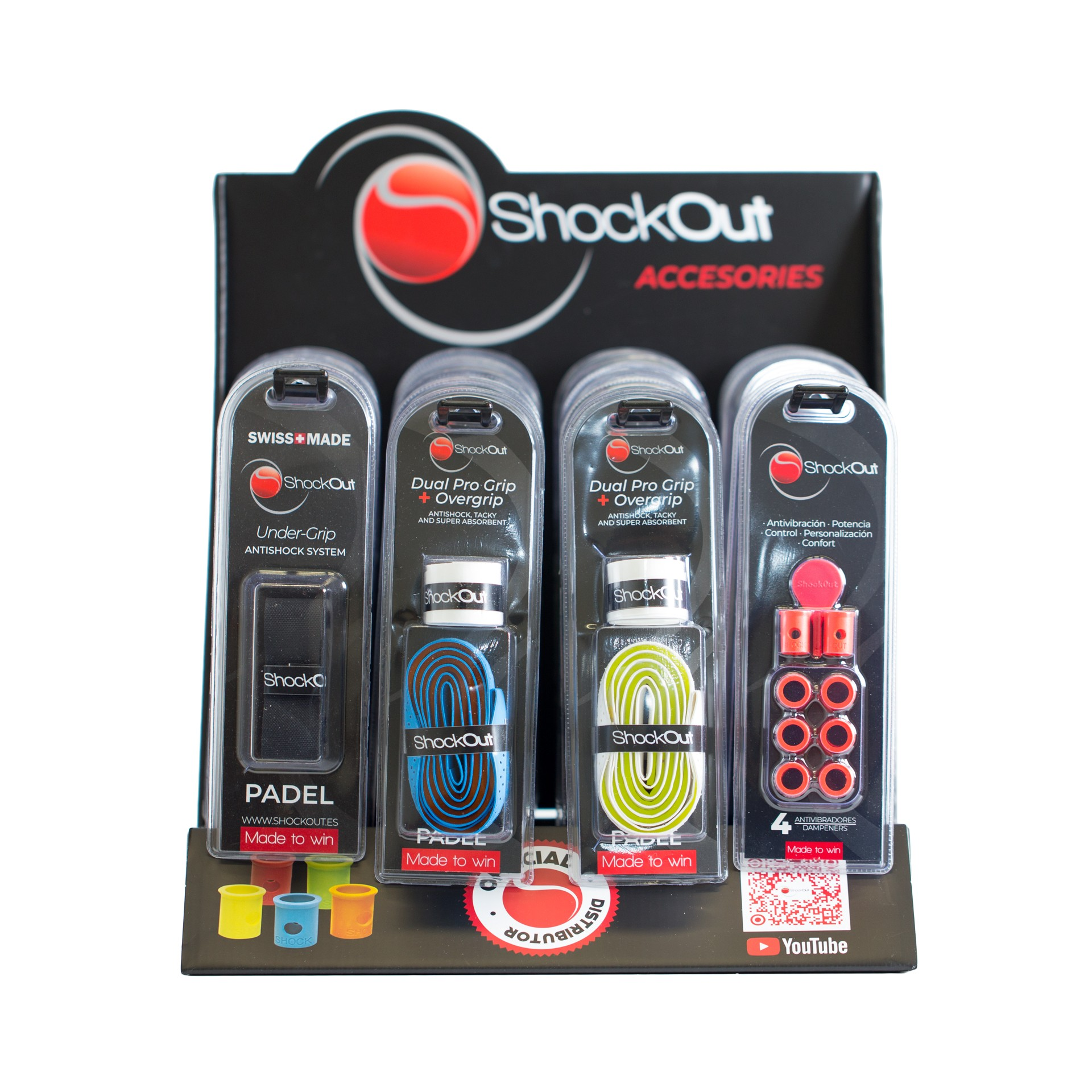 EXPOSITOR SHOCKOUT